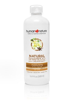 Natural Moisturizing Shampoo In Lush Vanilla