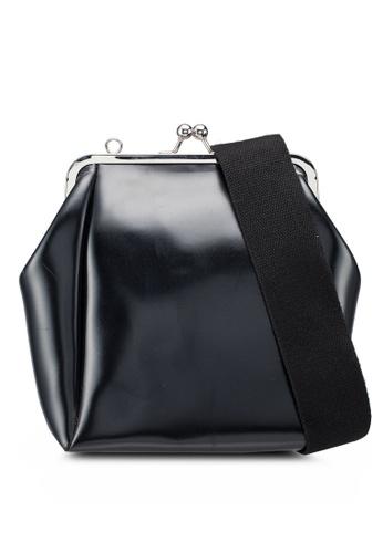 Berrybenka black Sana Decca Shoulder Bag 0FB05ACDC3F1EEGS_1