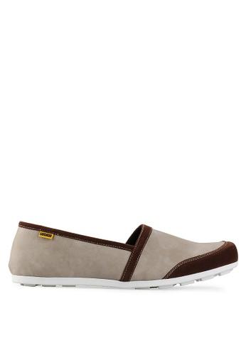 CATCHEER beige and brown Alvaro Sneakers CA976SH72VJZID_1