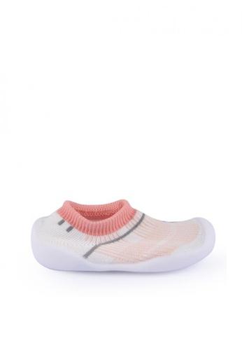 Meet My Feet pink Meet My Feet Remi (Mallowalkers) 66951KSDFF027BGS_1