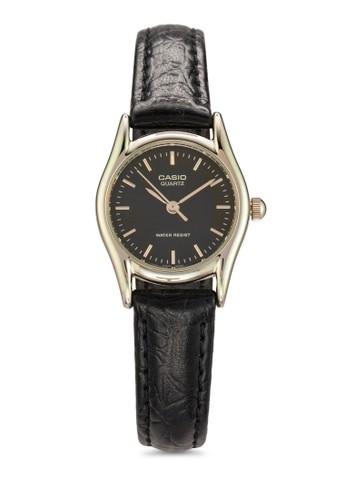 LTP-1094Q-1AResprit分店DF 淑女圓錶, 錶類, 飾品配件