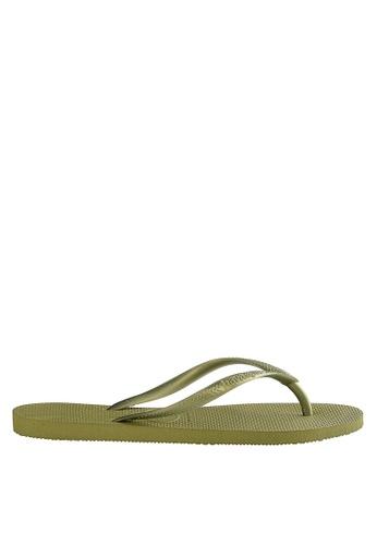 2f23ccccd Shop Havaianas Slim Flip Flops Online on ZALORA Philippines