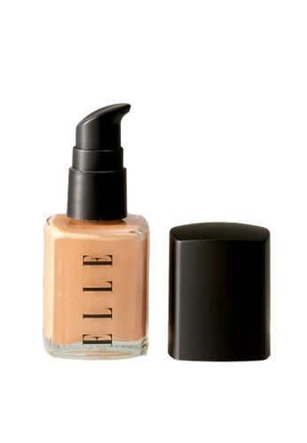 ELLE beige ELLE Makeup Liquid Foundation Sand 56020BEAB5E82EGS_1