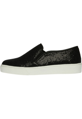 paperplanes SNRD-132 Glitter Fabric Tall Up Casual Slip-Ons Shoes US Women Size PA110SH82AEZHK_1