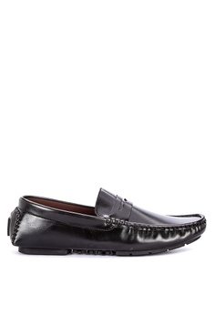 22ad8d5887 H2Ocean black Nachton Casual Loafers CFDDFSHC3C1452GS 1