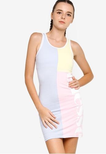 Ellesse multi Sereta Dress 3BBDBAAD51F1FDGS_1