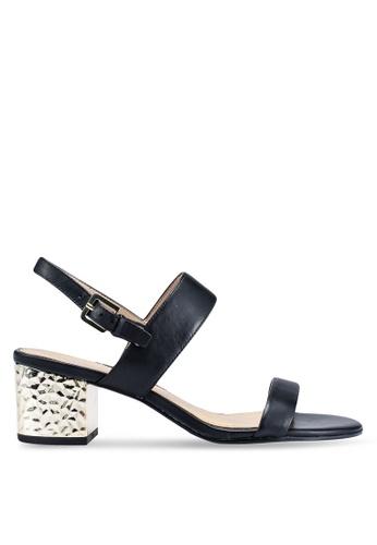 24c2d7e0594 ALDO black Brandey Sandal Heels 56BA7SH6D44FD9GS 1