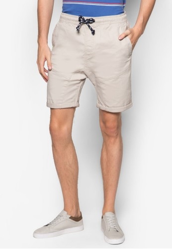 zalora 手錶Nesh 休閒短褲, 服飾, 服飾