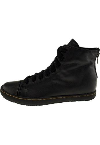 Maxstar 黑色 新款韩国鞋202-BZ-TC-Taller時尚皮革布混合女黑色 US Women Size MA345SH32GRZTW_1