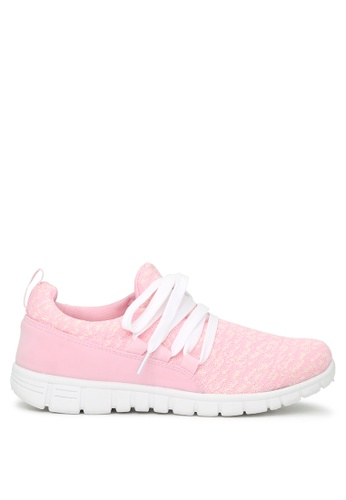 London Rag pink Stacey Sport Shoes SH1651 DED8FSHF3C715AGS_1