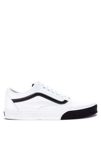 92bdb69cfd Shop VANS Color Block Old Skool Sneakers Online on ZALORA Philippines