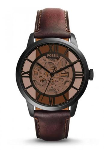 Foesprit專櫃ssil  TOWNSMAN都會男錶 ME3098, 錶類, 紳士錶