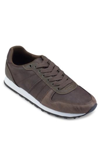 仿皮繫帶休esprit官網閒鞋, 鞋, 鞋