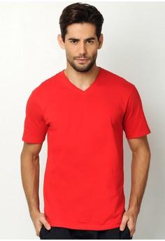 Fusion V-Neck Slim Fit T-Shirt