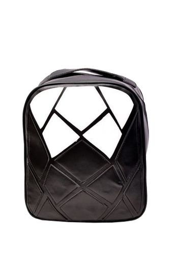 TCWK black Ladies Backpack TC258AC93NHQMY_1