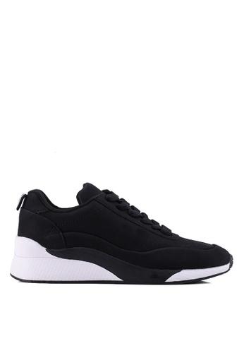Vero Moda black Alma Sneakers AC820SH461BB0BGS_1