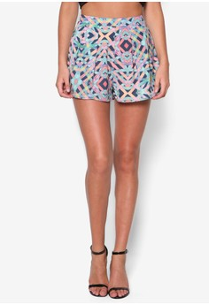 Kimmy Shorts in Print