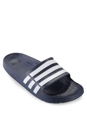 online store 26790 71c68 Jual adidas adidas duramo slides Original | ZALORA Indonesia ®