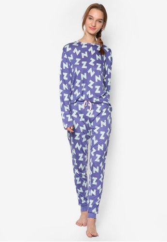 Sleep Long Pyjamas, 服esprit outlet台北飾, 服飾