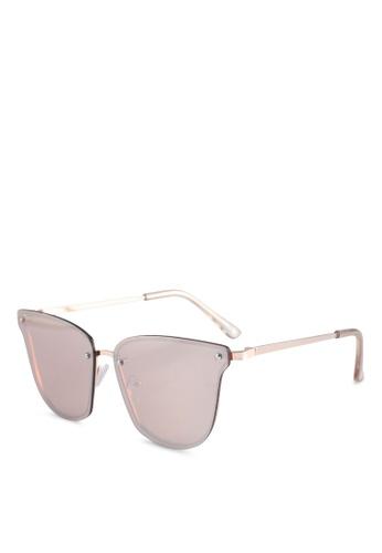 Call It Spring pink Seviarien Sunglasses 5DF0FGL76AEB61GS_1