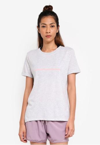 Cotton On Body grey Slogan T-Shirt 312B3AAC2EEBDCGS_1