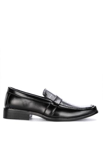 H2Ocean black Fielding Men's Formal Shoes 12386SH7C26314GS_1