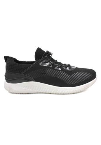midzone black MIDZONE Sport Sneakers Lightning D04C2SHB6E2485GS_1