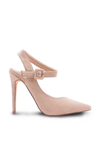 Karen&Chloe beige Sepatu Wanita High Heel Beige KA772SH16RWTID_1