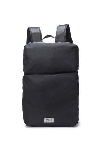 DUSTY black Multi-functional compartment Backpack 3B03BAC9E43EE2GS_1