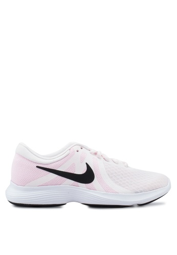 0e48ace321a Buy Nike Women s Nike Revolution 4 Running Shoes Online on ZALORA Singapore