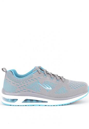 World Balance multi Weave Fury L Running Shoes 53D67SH1AF5593GS_1