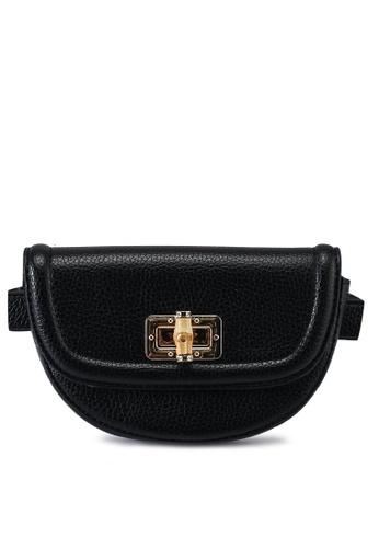 Keddo black Rouge Belt Bag 3F43DACC4BE31BGS_1