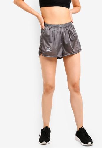FBT grey Running Shorts Straight Cut 2D0C2AADF36F85GS_1