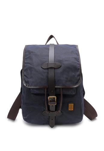 c87ee441ab7d Buy DUSTY Dusty Waterproof Canvas Backpack Online on ZALORA Singapore
