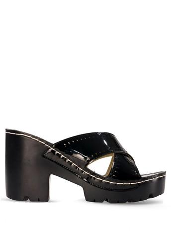 CLARETTE black Clarette Sandal Kasey - Black CL076SH37DYGID_1