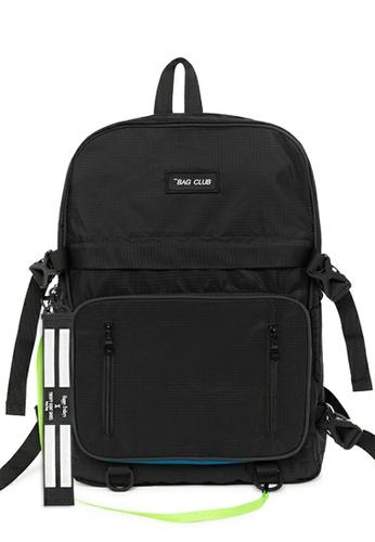 Twenty Eight Shoes black 2021 Street Style Casual Backpack 306AI2020 DBD51ACFB6DDADGS_1