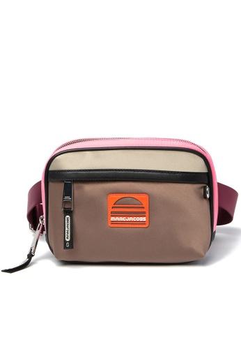 MARC JACOBS brown Marc Jacobs Belt Bag- Coral Multi A24E9AC0A06772GS_1