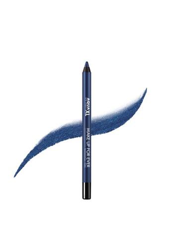 MAKE UP FOR EVER blue AQUA XL EYE PENCIL - Waterproof Eyeliner 1,2G S-21 232EFBEB051CD3GS_1
