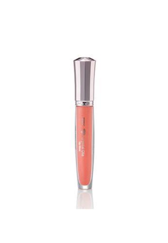 Talent Cosmetics pink Talent - Crystal Dia Lip Gloss 24 Lovely Pink TA526BE0RA3JMY_1