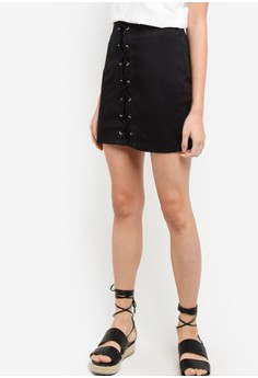 Buy MINI SKIRTS Online | ZALORA Hong Kong