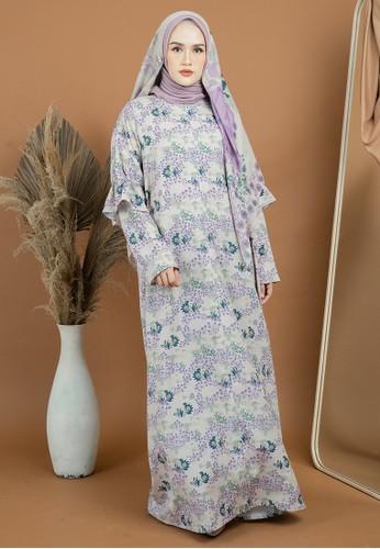 MOOIMOM green MOOIMOM x Restu Anggraini - Asoka Dress 0F701AAE10416AGS_1