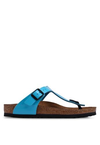 0c512456dc9e Shop Birkenstock Gizeh Patent Sandals Online on ZALORA Philippines