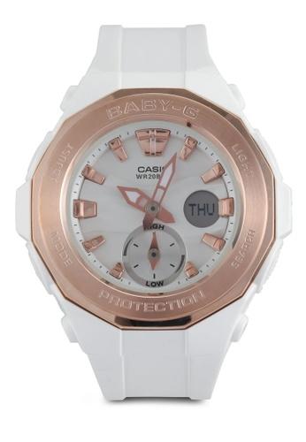 Casio white Casio Baby G Watch BGA-220G-7A 052EDAC234261DGS_1