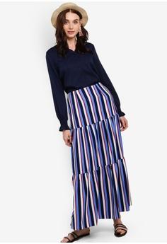 ccd2fec137 46% OFF Zalia Gathered Skirt S$ 34.90 NOW S$ 18.90 Sizes XS S M L XL