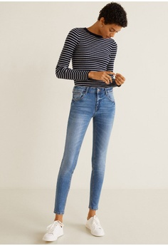 2edaab156c287 Mango Kim Skinny Push-Up Jeans S  55.90. Available in several sizes