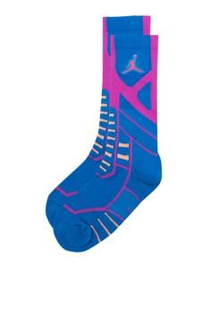 Jordan Jumpman Flight Crew Basketball Socks