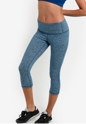 Patagonia blue Centered Crop Pants PA549AA58WYBMY_1