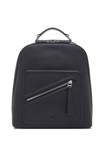 Braun Buffel black Heidi Medium Backpack 5899DAC54667A6GS_1