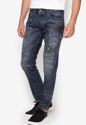 Polo Ralph Lauren blue Sullivan Jeans A8627AA69E2D6DGS_1