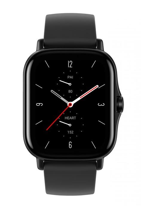 Amazfit GTS 2 Smartwatch, Black